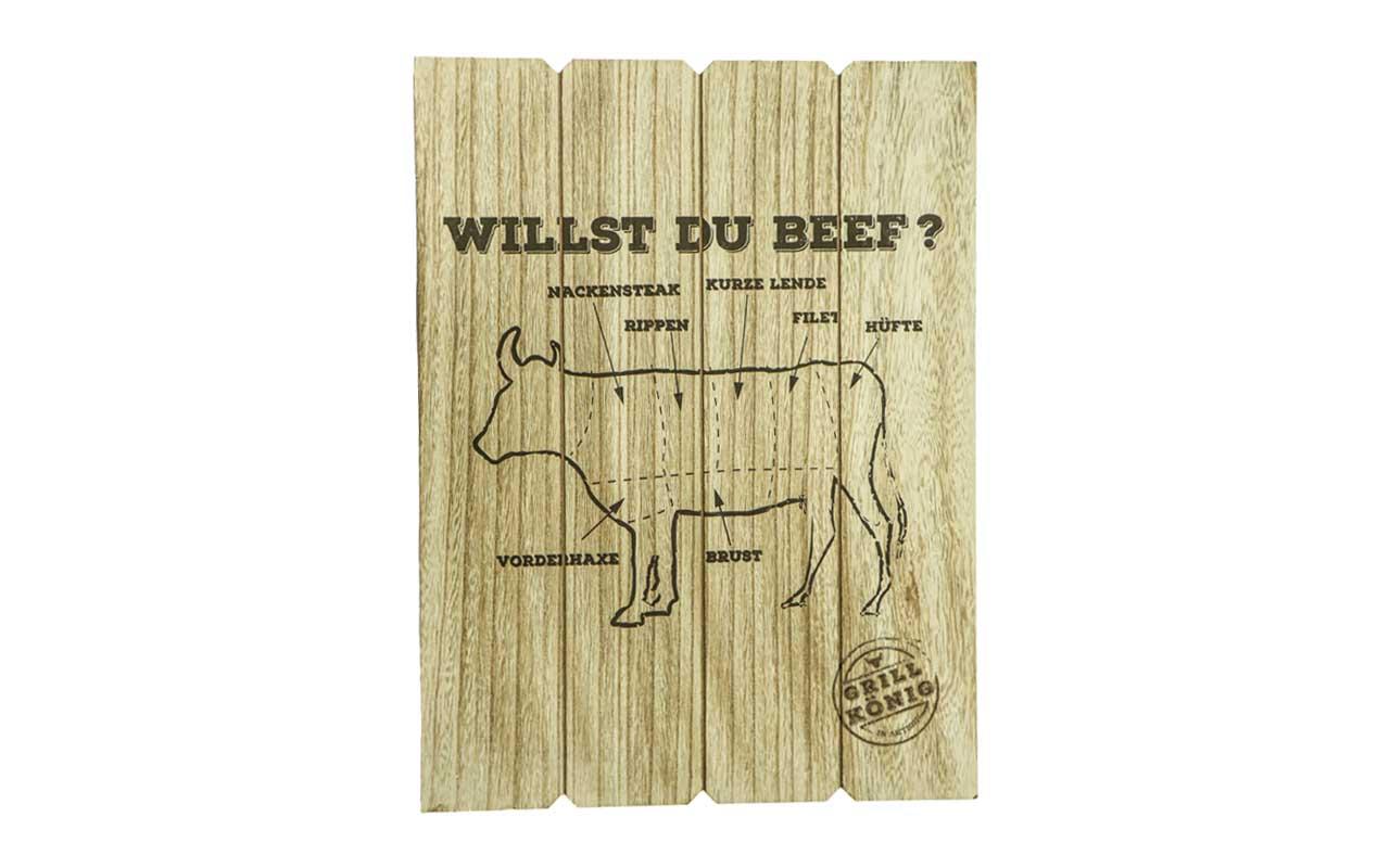 Grill König - Willst Du Beef