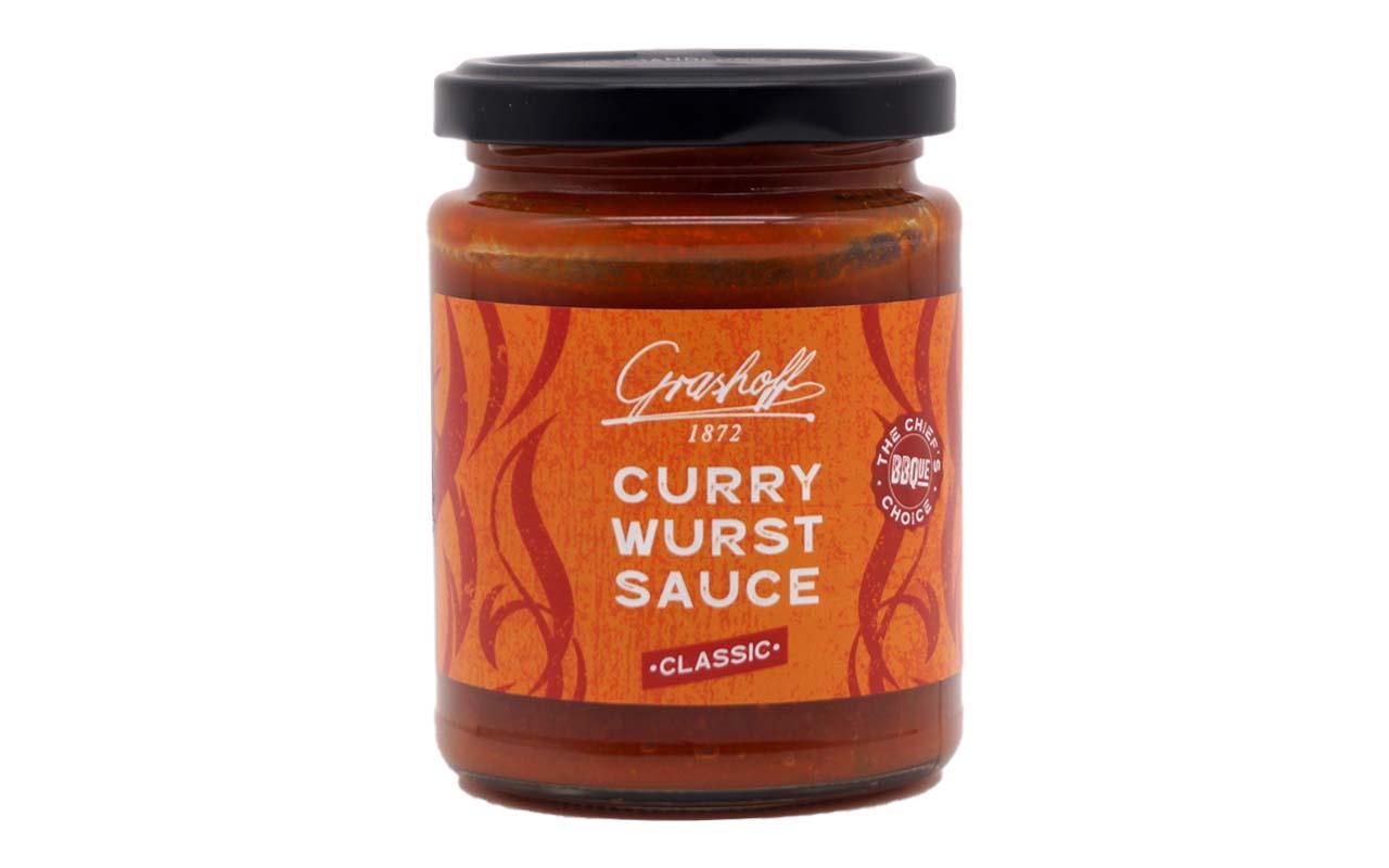 Grashoff Curry Wurst Sauce - Classic