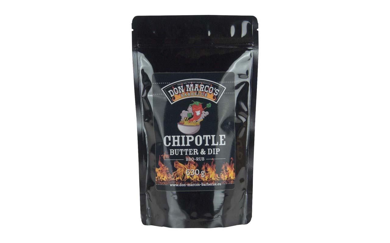Don Marco's Chipotle Butter Dip BBQ Rub