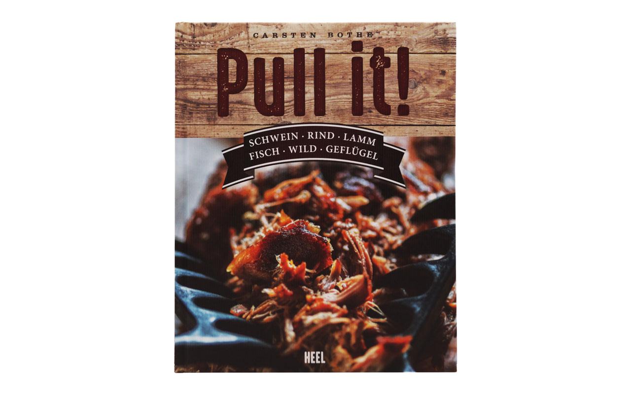 Pull it! - BBQ Grillbuch