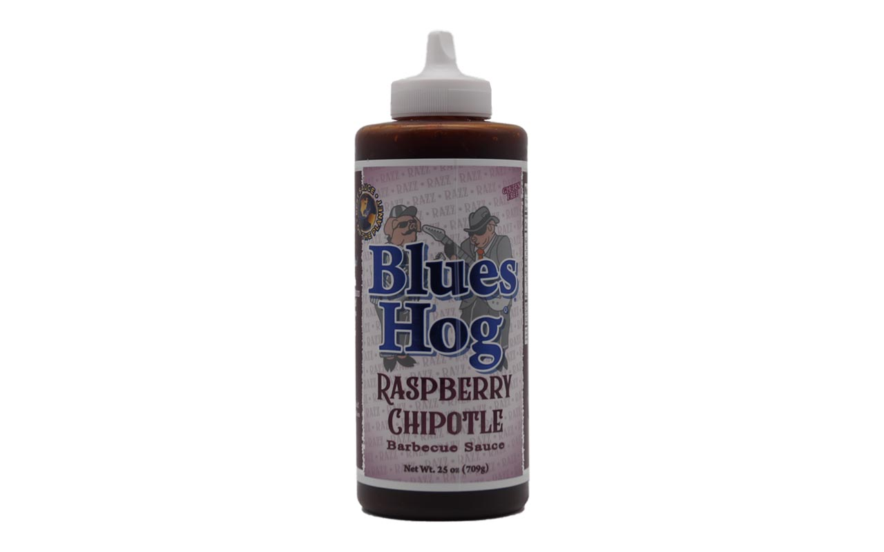 Blues Hog Rasperry Chipotle Barbecue Squeeze Flasche