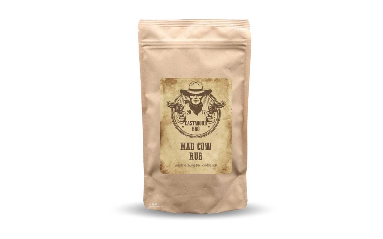 Eastwood BBQ - Mad Cow Rub 300g Beutel