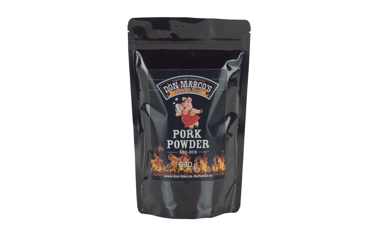 Don Marco's Pork Powder BBQ Rub