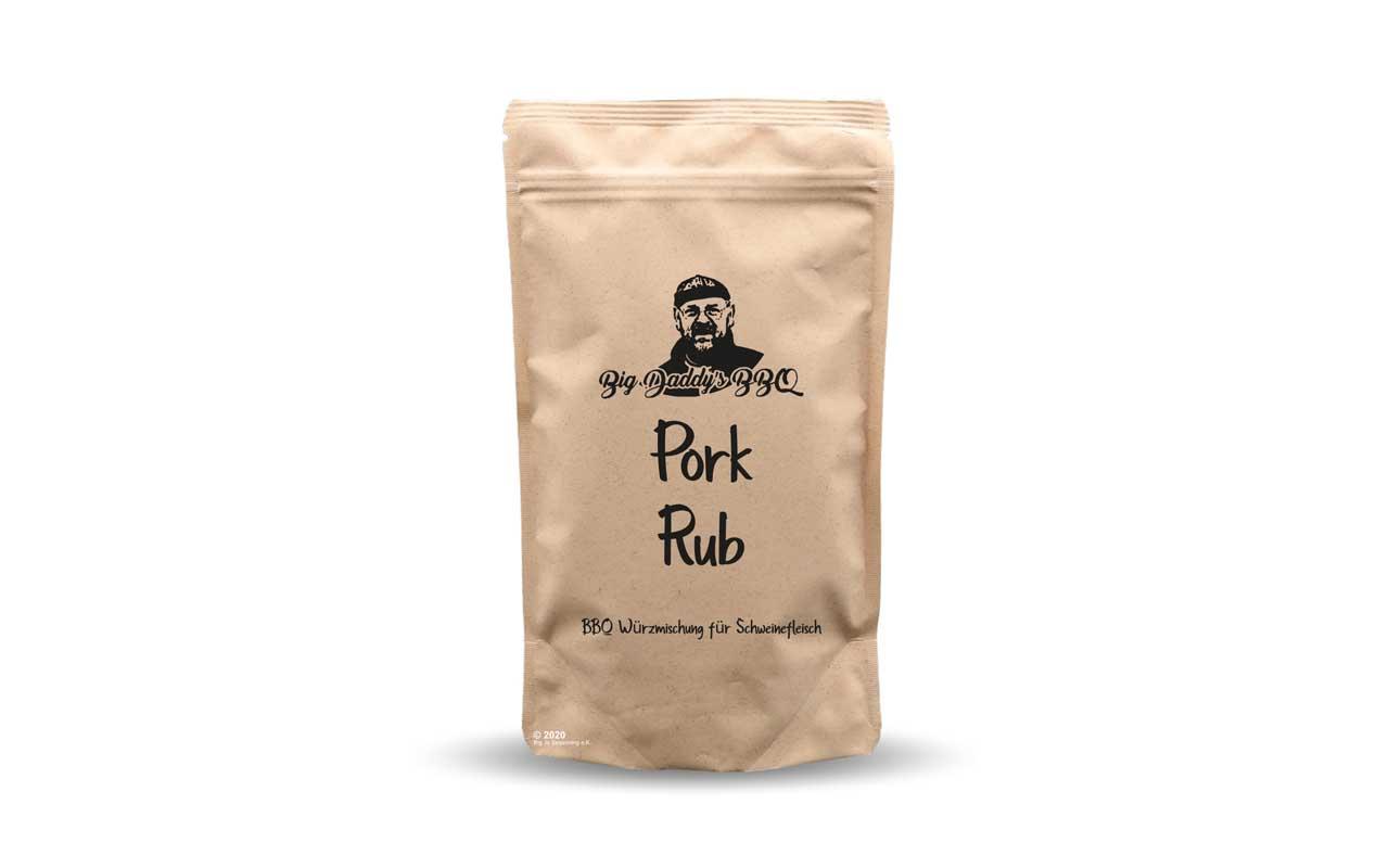 Big Daddys BBQ - Pork Rub 100g Beutel