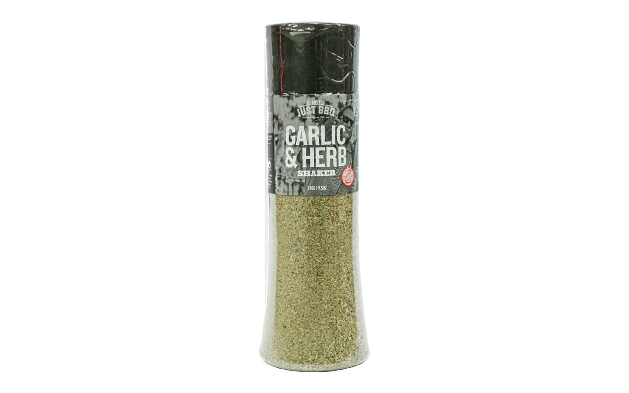 Not Just BBQ - Garlic Herb Shaker - 270g