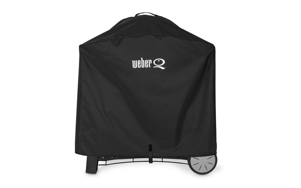 Weber Premium Abdeckhaube - für Weber® Q Serie mit Premium Rollwagen  Art.-Nr.: 7184