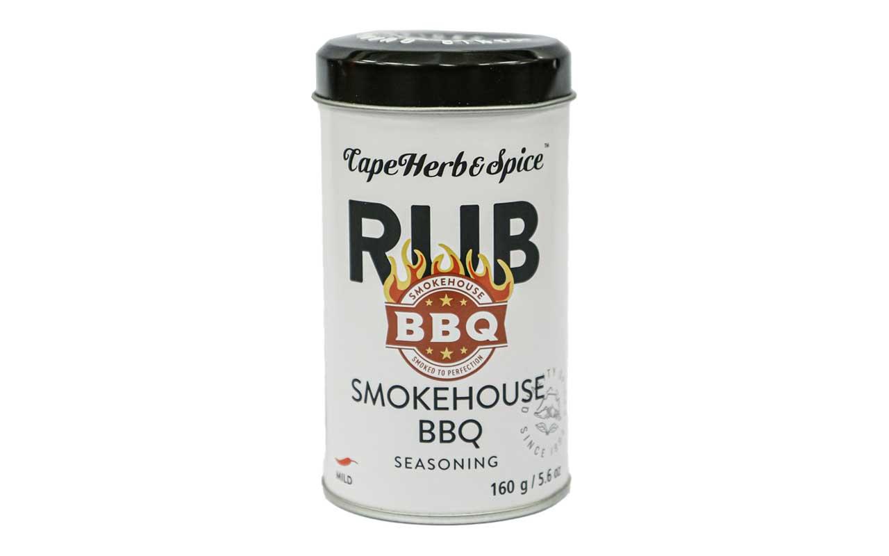 Cape Herb & Spice Rub - Smokehouse BBQ - 160g