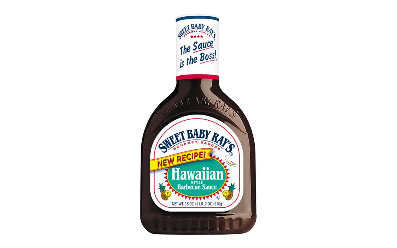 Sweet Baby Ray's Hawaiian Style Barbeque Sauce