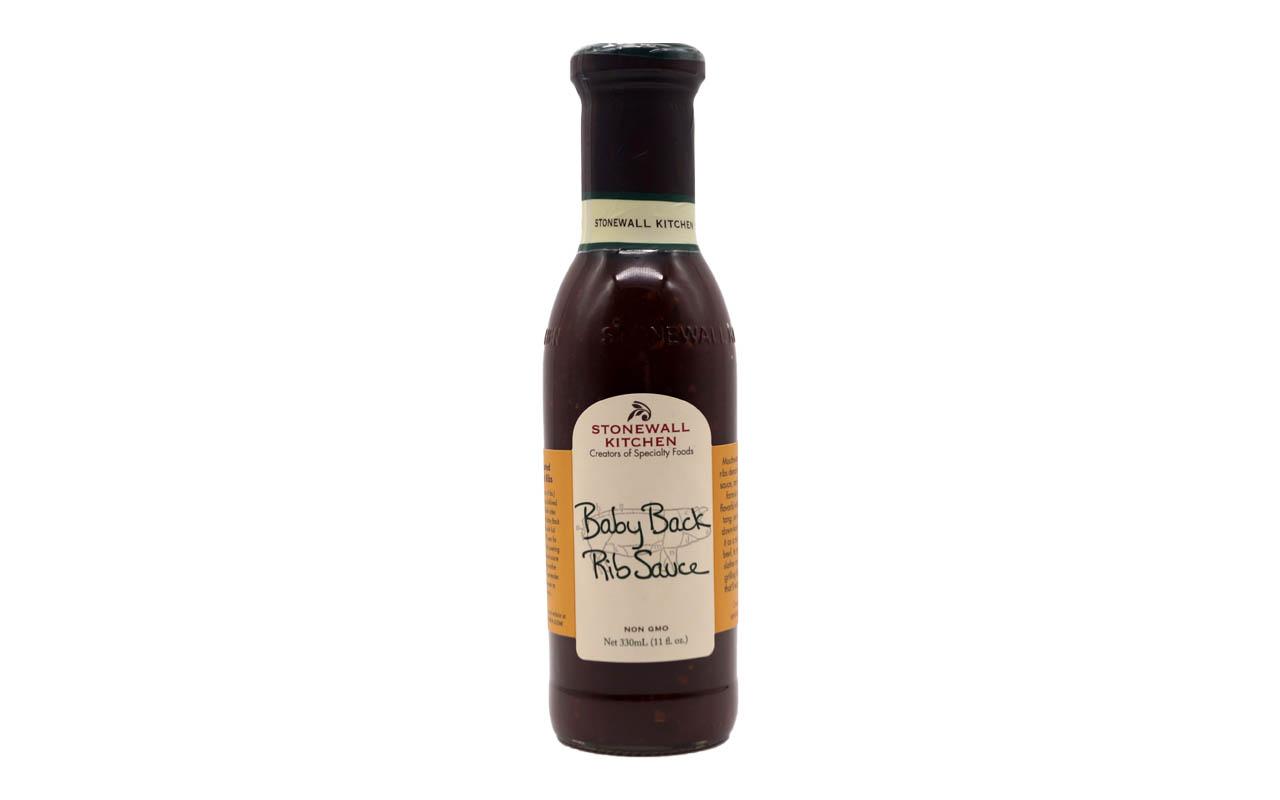 Stonewall - Kitchen Baby Back Rib Sauce 330ml
