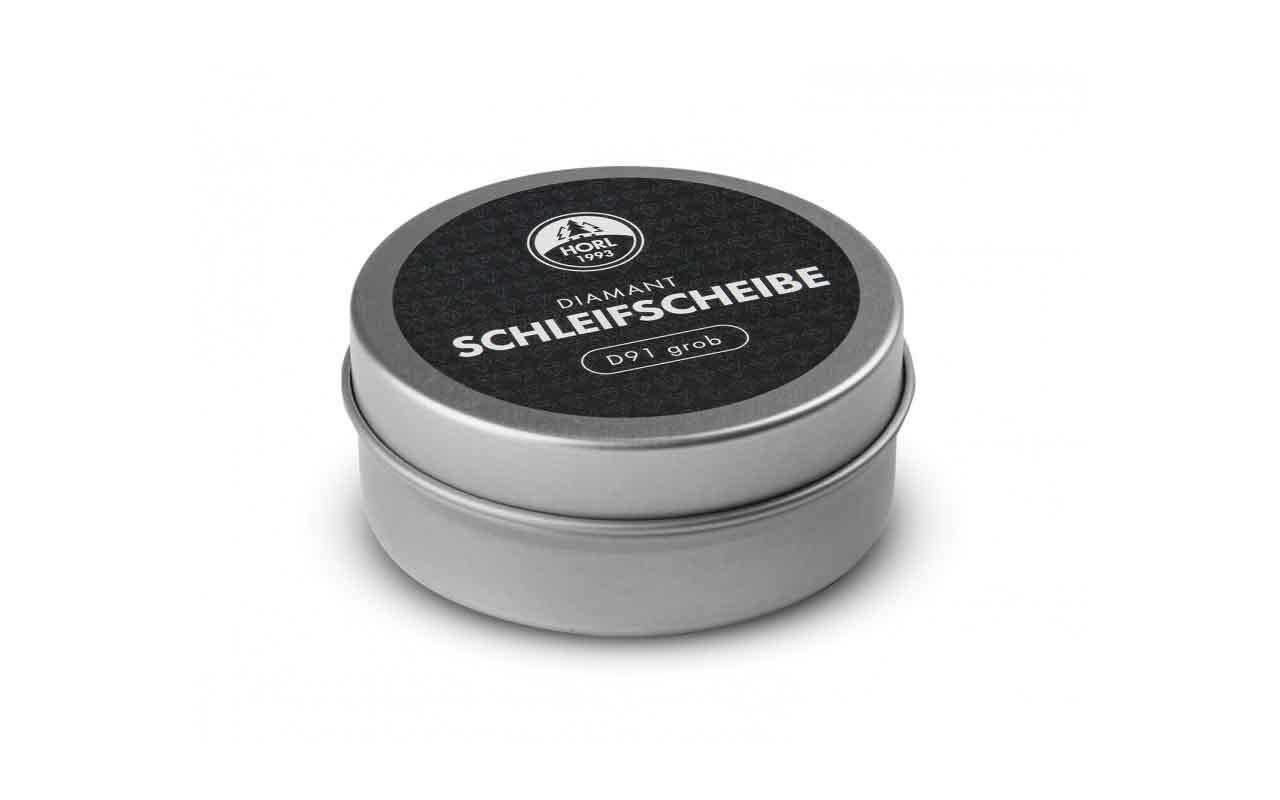 Horl Diamant Schleifscheibe D91 - Grob