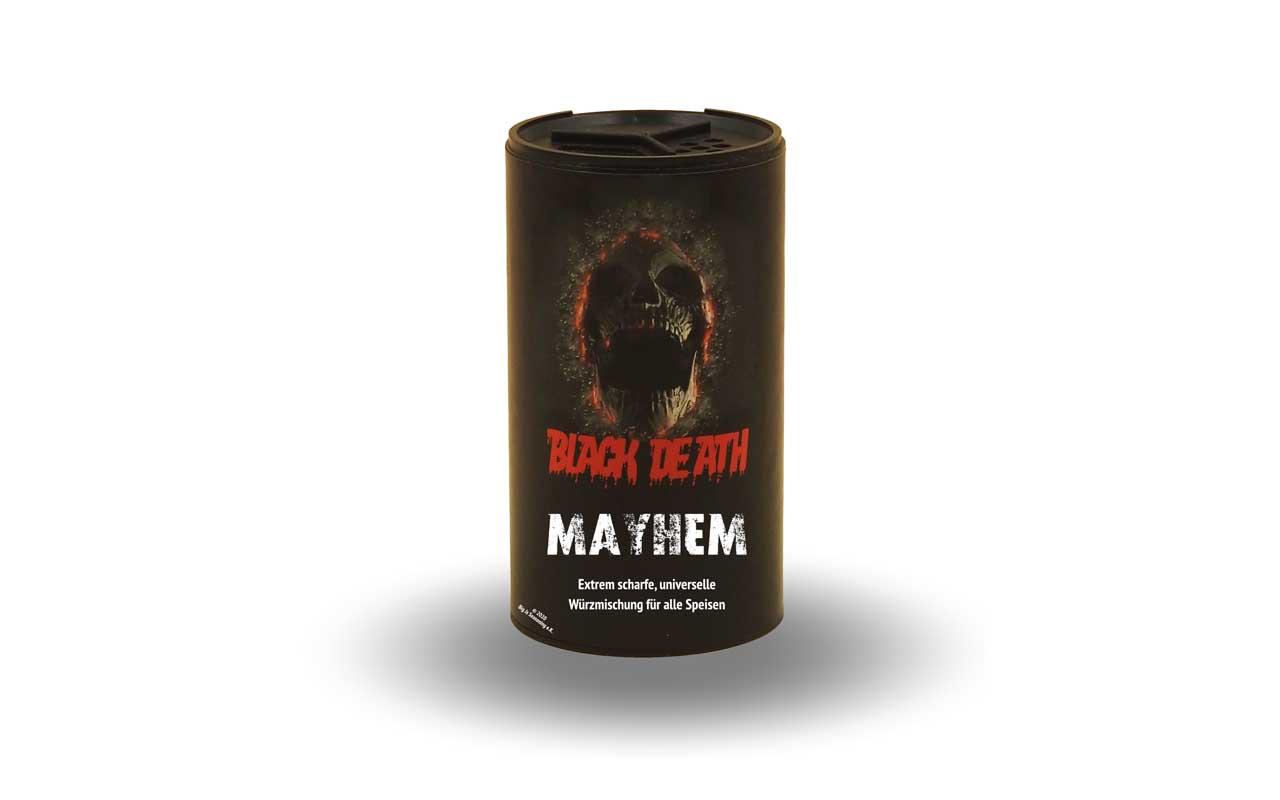Black Death - Mayhem 120g Streuer