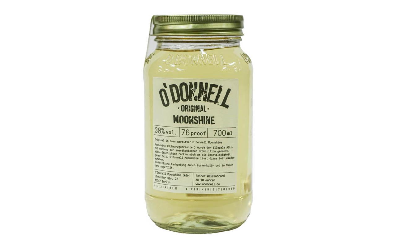 O'DONNELL MOONSHINE Original (38% vol.) 700 ml