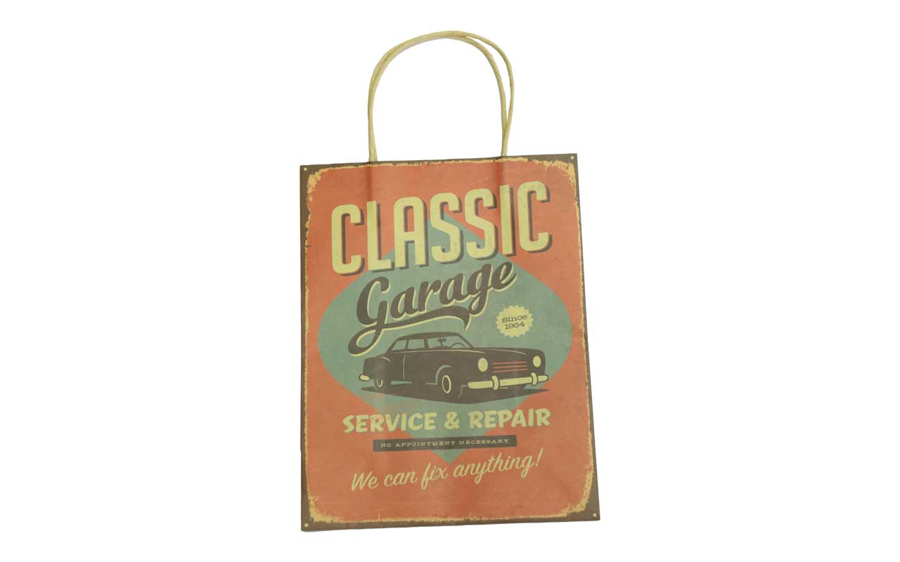 Classic Garage - Bag