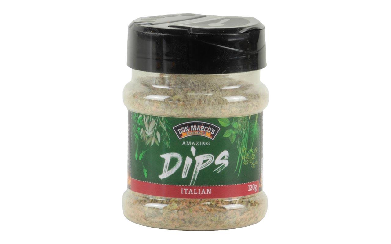 Don Marco's Amazing Dips Italian