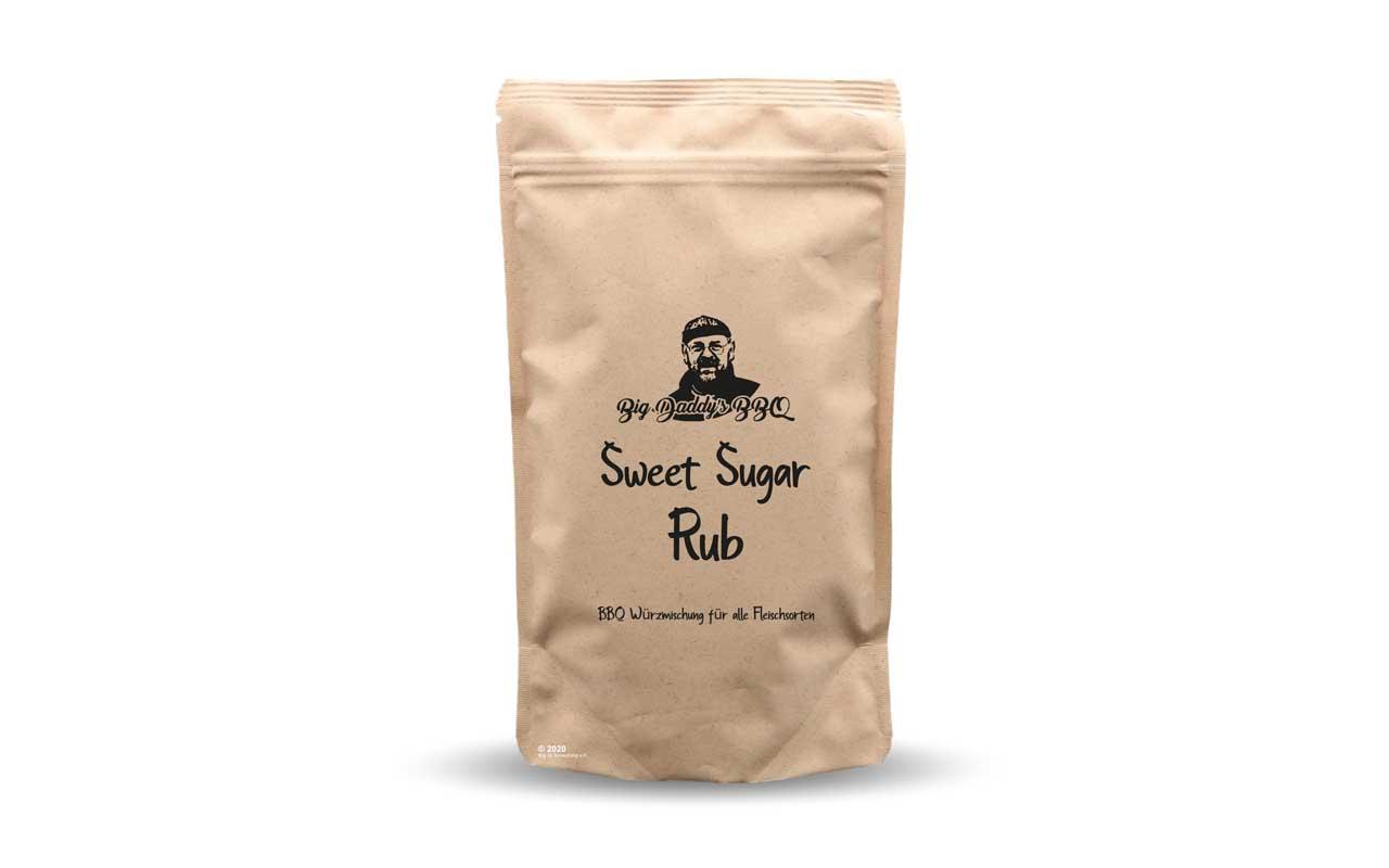 Big Daddys BBQ - Sweet Sugar Rub 300g Beutel