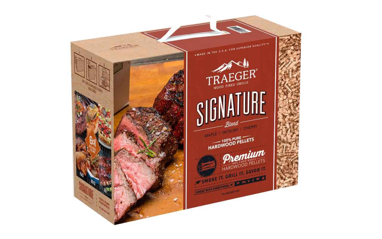 Traeger Pellets Hickory Box