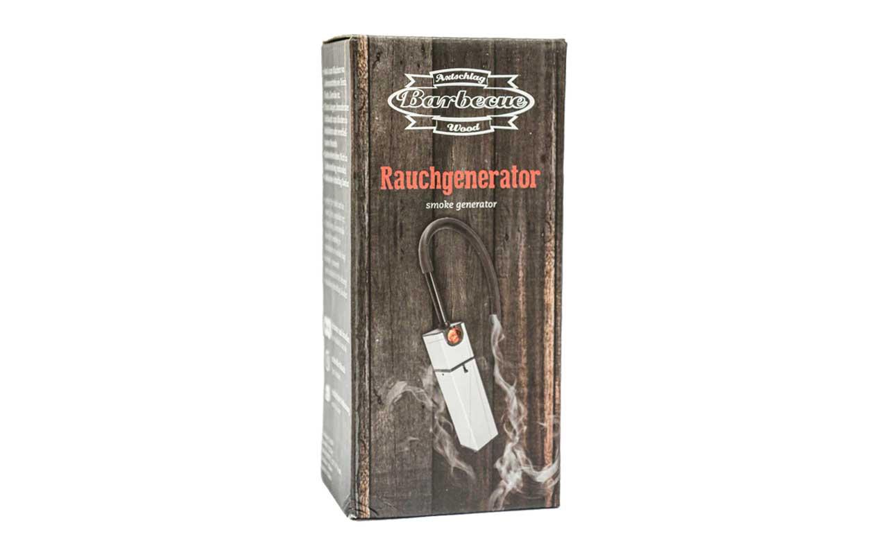 Axtschlag - Barbecue Wood - Rauchgenerator - Smoke Generator