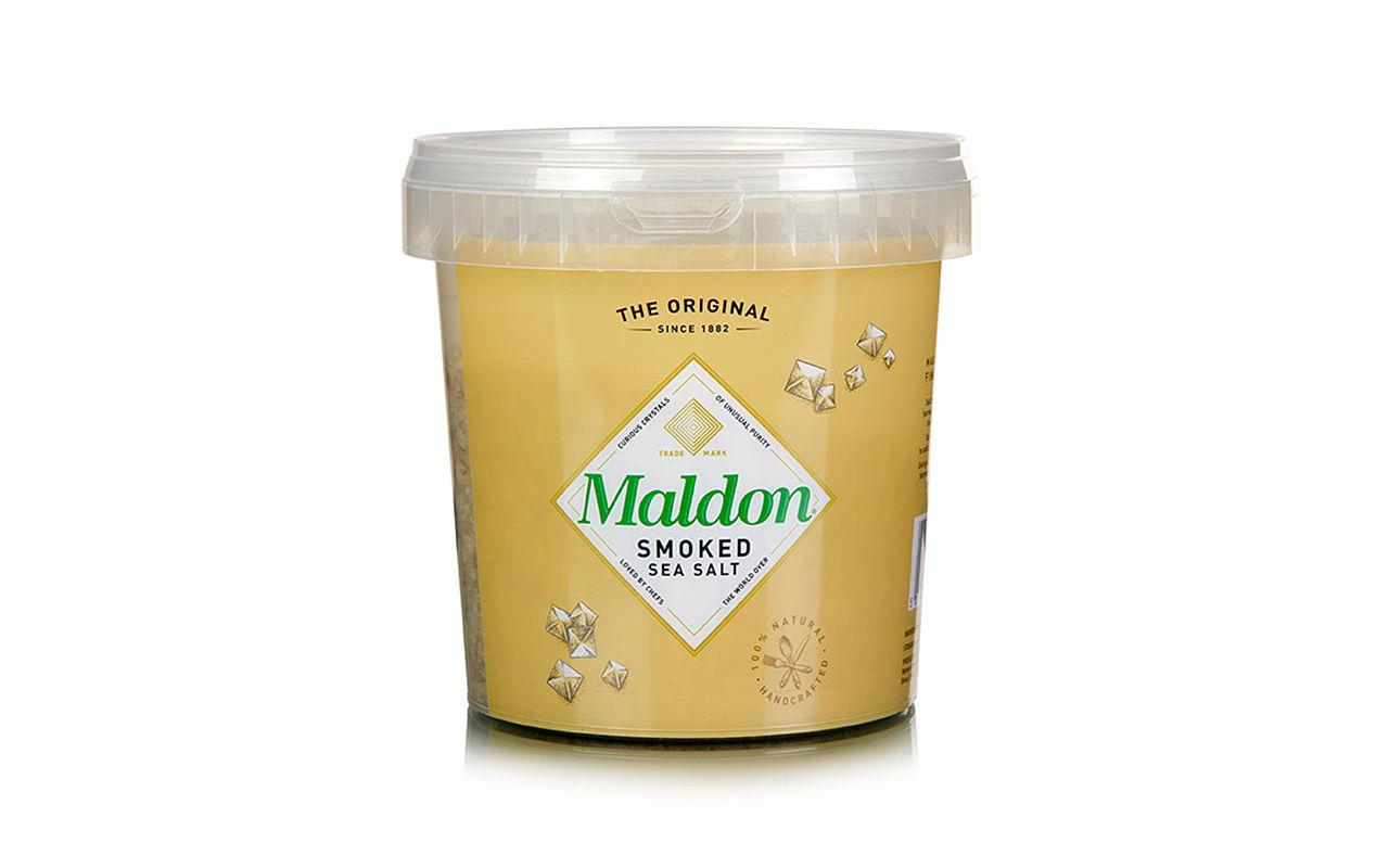 Maldon - Geräucherte Meersalzflocken