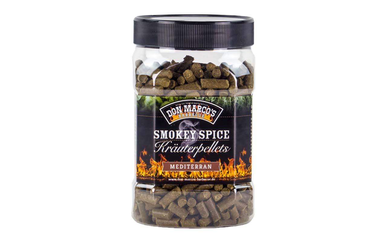 Don Marco's Smokey Spice Kräuterpellets Mediterran
