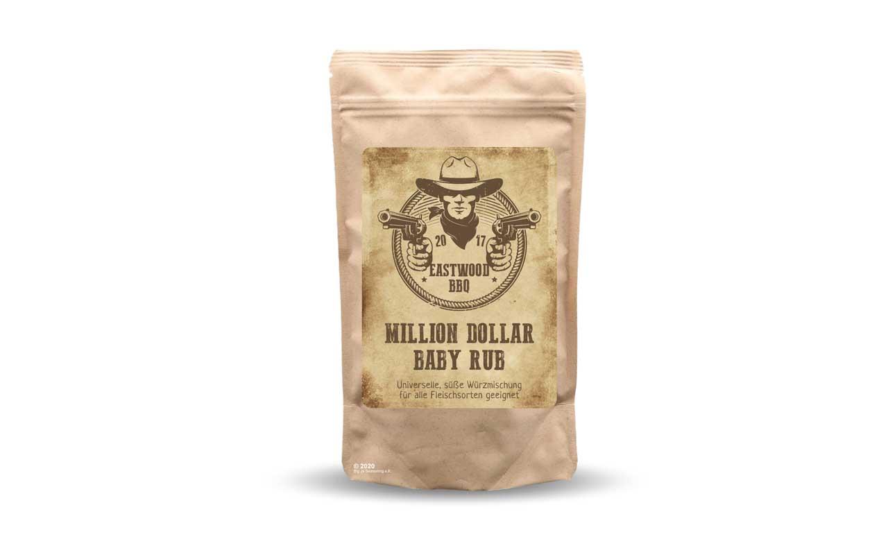 Eastwood BBQ - Million Dollar Baby Rub 100g Beutel
