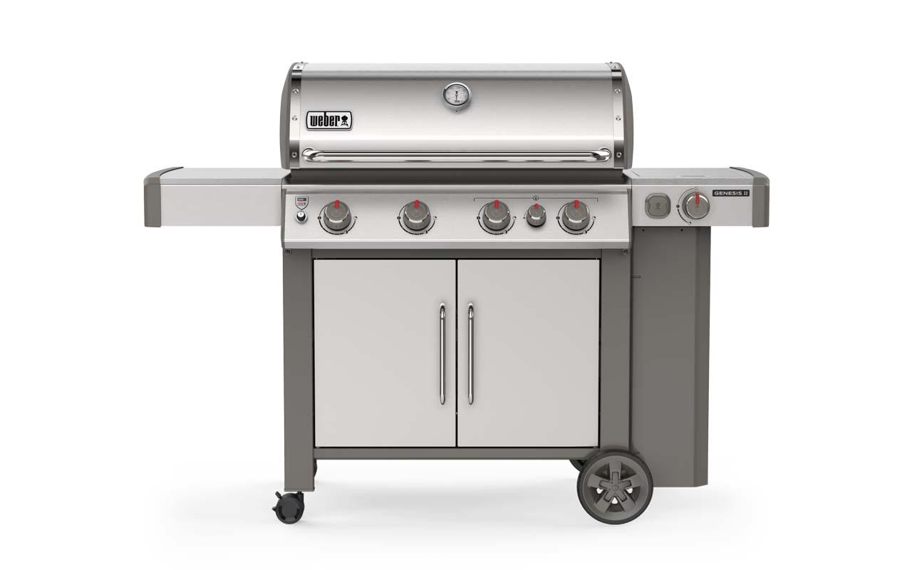 Weber Genesis II SP-435 GBS Gasgrill - Stainless Steel Art.-Nr.: 62006179