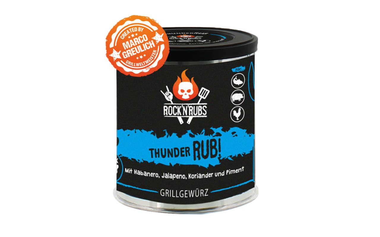 Rock 'n' Rubs - Thunder Rub