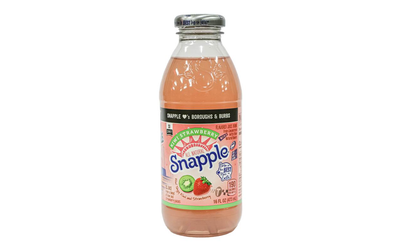Snapple - Kiwi Strawberry Tea - 1 x 473 ml