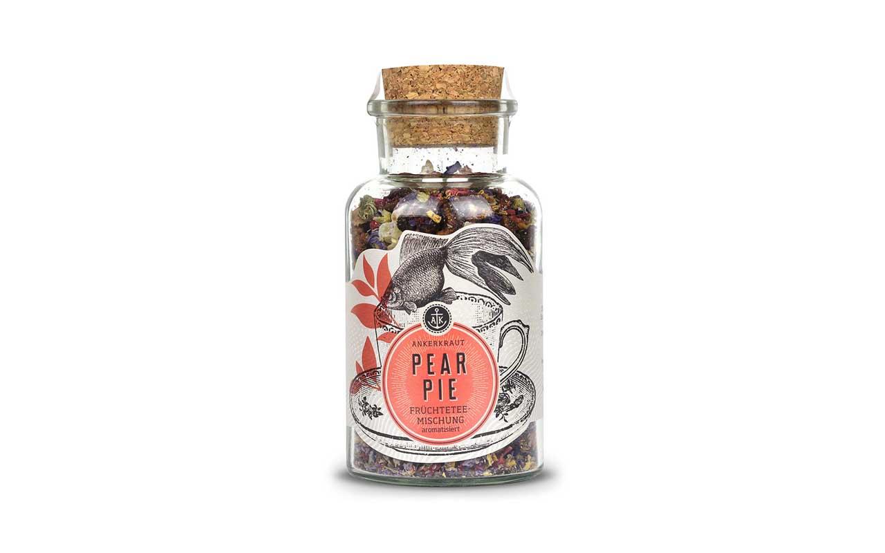 Ankerkraut - Pear Pie Früchteteemischung