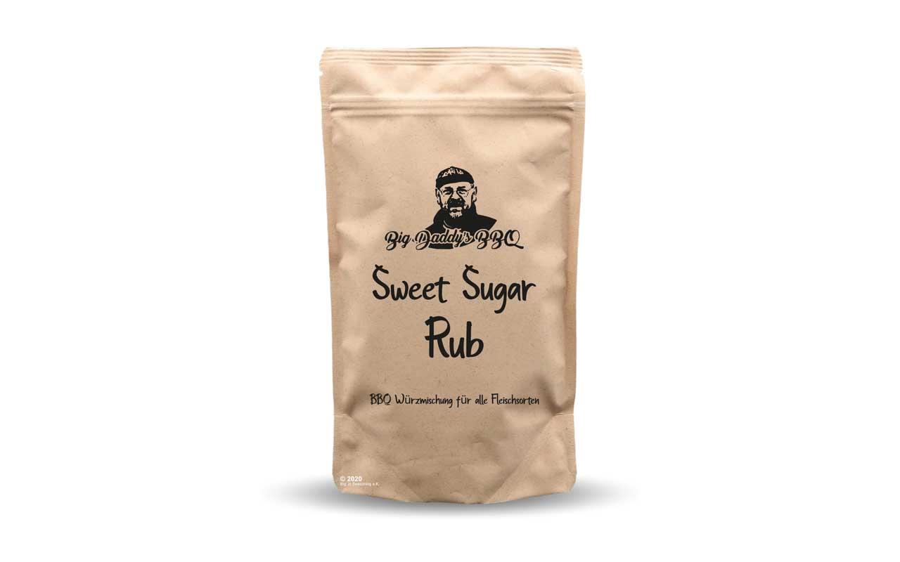 Big Daddys BBQ - Sweet Sugar Rub 100g Beutel